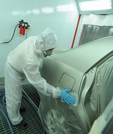 Кузовной цех, ремонт кузова в Москве